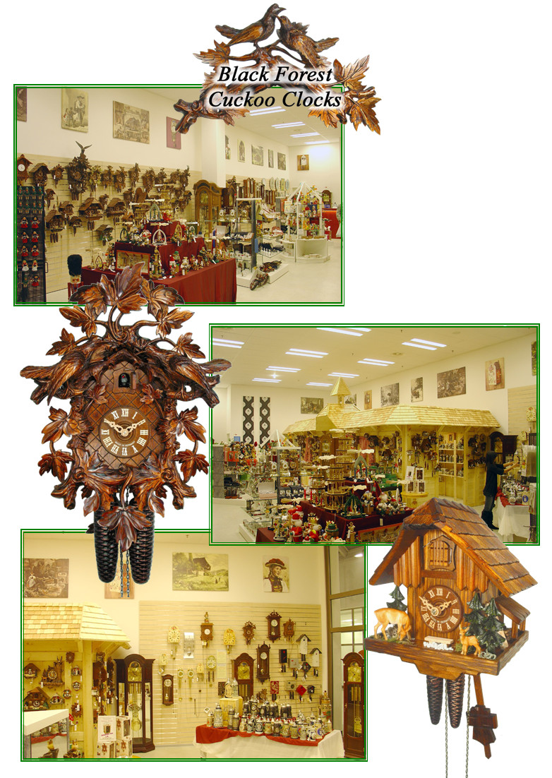Cuckoo Clocks Switzerland Cuckoo Clock Factory