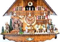 Old traditional traverne Zum Kuckuck  VdS winer clock 2017