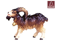 Farm Nativity He-Goat standing 3.54inch color