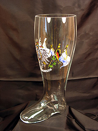 The Boot - Beer Boot, 2L, 13.4 inches!
