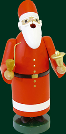 RG Smoker Santa Claus 5.1 inches