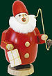 RG Smoker Santa Claus 6.3 inches