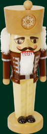 RG Traditional Nutcracker, 12 inches