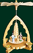 RG Pyramid Nativity, 7.5 inches