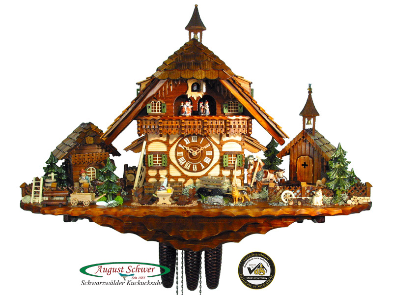 Cuckoo Clocks Switzerland Cuckoo Clock of The Year 2009